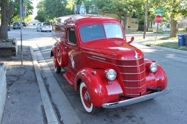1939 International Harvester D-3