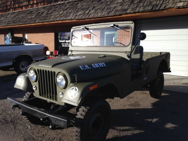 1967 Jeep Other CJ 6