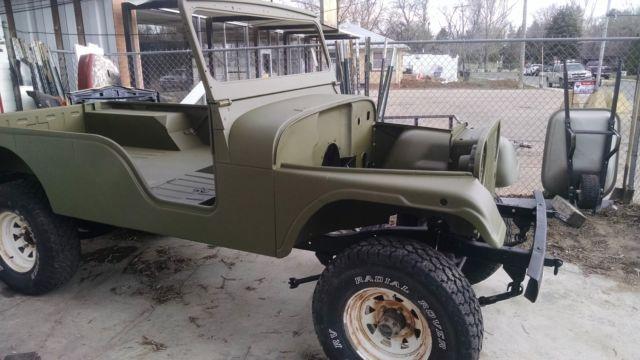 Rare Jeep Cj 6 1967 For Sale Photos Technical