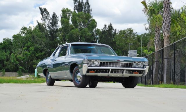 1968 Chevrolet Caprice Biscayne L36 427/385hp