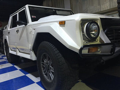 1990 Lamborghini LM Unspecified