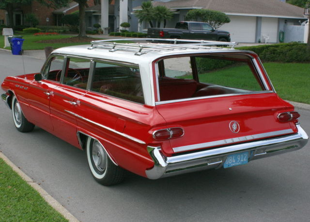 1962 Buick Other INVICTA ESTATE WAGON - 69K MILES