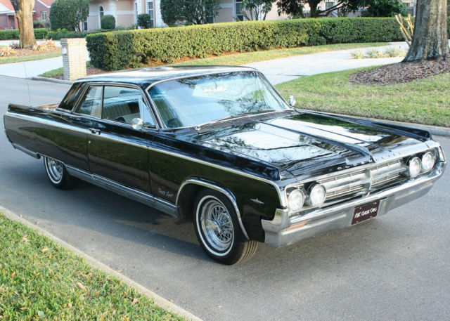 1964 Oldsmobile Ninety-Eight COUPE - REFRESHED - A/C - 5K MI