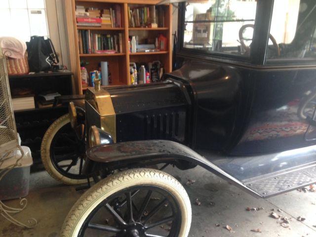 Rare Model T Centerdoor Sedan Br 1915 First Year Fewer Than 1000 Made