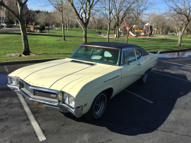 1968 Buick Skylark GS California