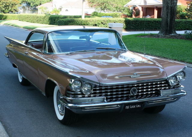 1959 Buick Other INVICTA BUBBLETOP  - 57K MILES
