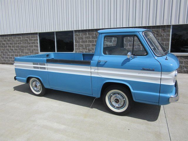 1961 Chevrolet Other Pickups Deluxe