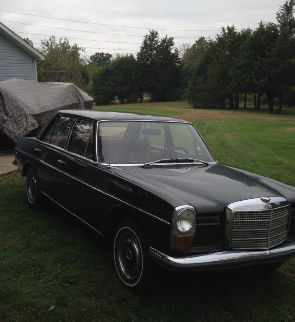rare running 1968 mercedes benz 230 sedan made in germany sunroof nice fo. Cars Review. Best American Auto & Cars Review