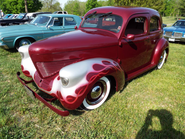 1939 Willys Shark Nose  All Steel Overland Sedan