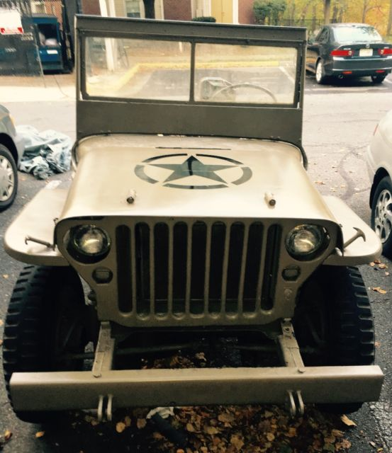 1943 Willys