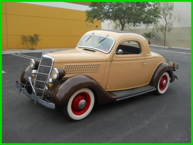 1935 Ford Other 3 Window Coupe