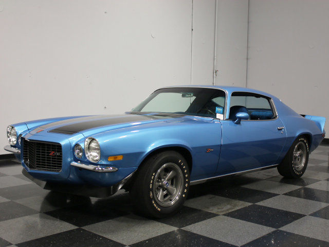 1972 Chevrolet Camaro Z/28 RS