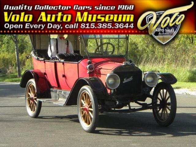1913 Other Makes Model 25-4 Touring Car