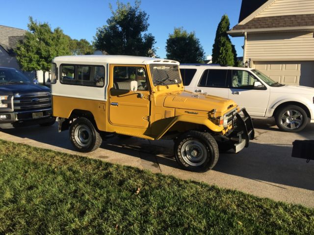 1980 Toyota Land Cruiser Runs and Drives Great, very clean