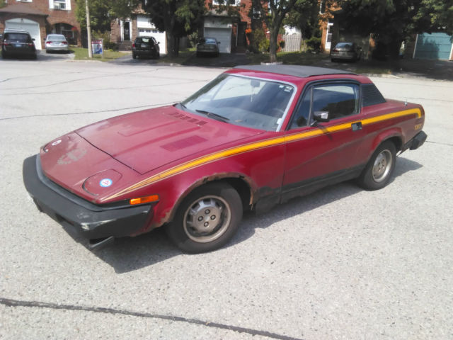 1979 Triumph Other