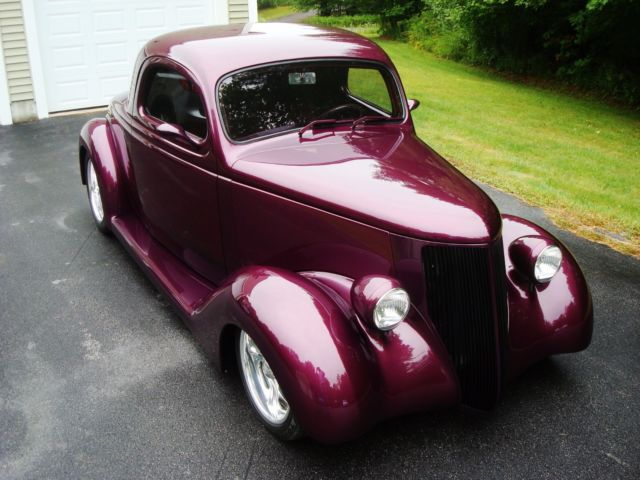 rare unchopped all steel 36 ford 3 window coupe high end 1932 1933 1934 1940 for sale photos. Black Bedroom Furniture Sets. Home Design Ideas