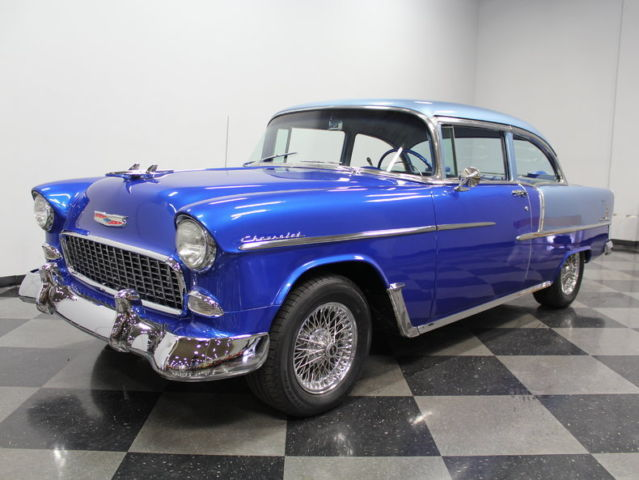 1955 Chevrolet Bel Air/150/210 Del Ray