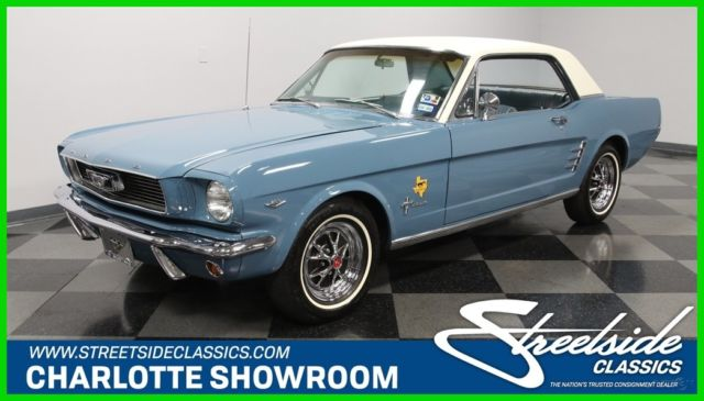 1966 Ford Mustang Lone Star Limited Bluebonnet