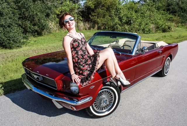 1966 Ford Mustang T5 MUSTANG PINY STANG