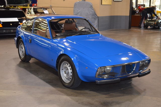 1970 Alfa Romeo Other Jr. Zagato