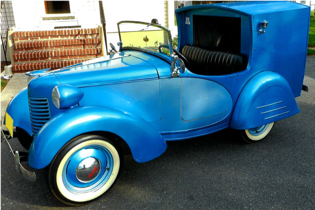 1939 Other Makes Bantam Boulevard Delivery Boulevard Delivery