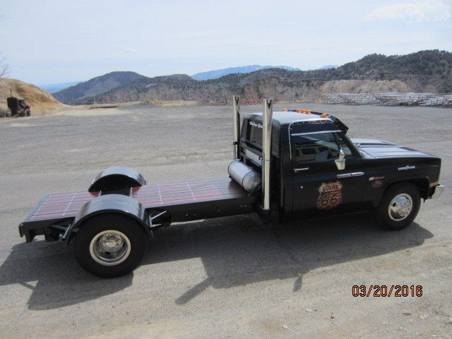 Chevy 3500 Dually Flatbed >> Rat Rod, Ratrod, Shop truck, Chevy Dually for sale: photos, technical specifications, description