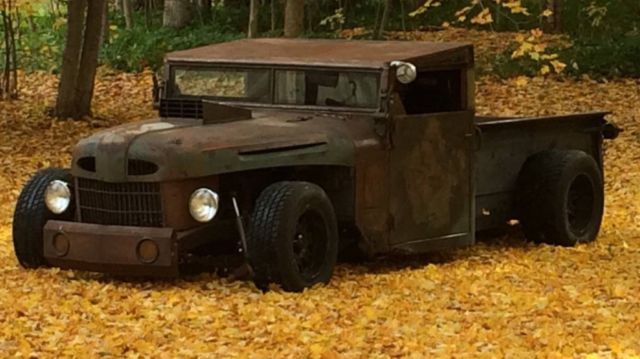 1949 Ford Other Pickups Ratrod