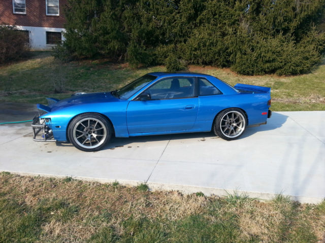 Rb25det Nissan 240sx Turbo Coupe For Sale Photos Technical