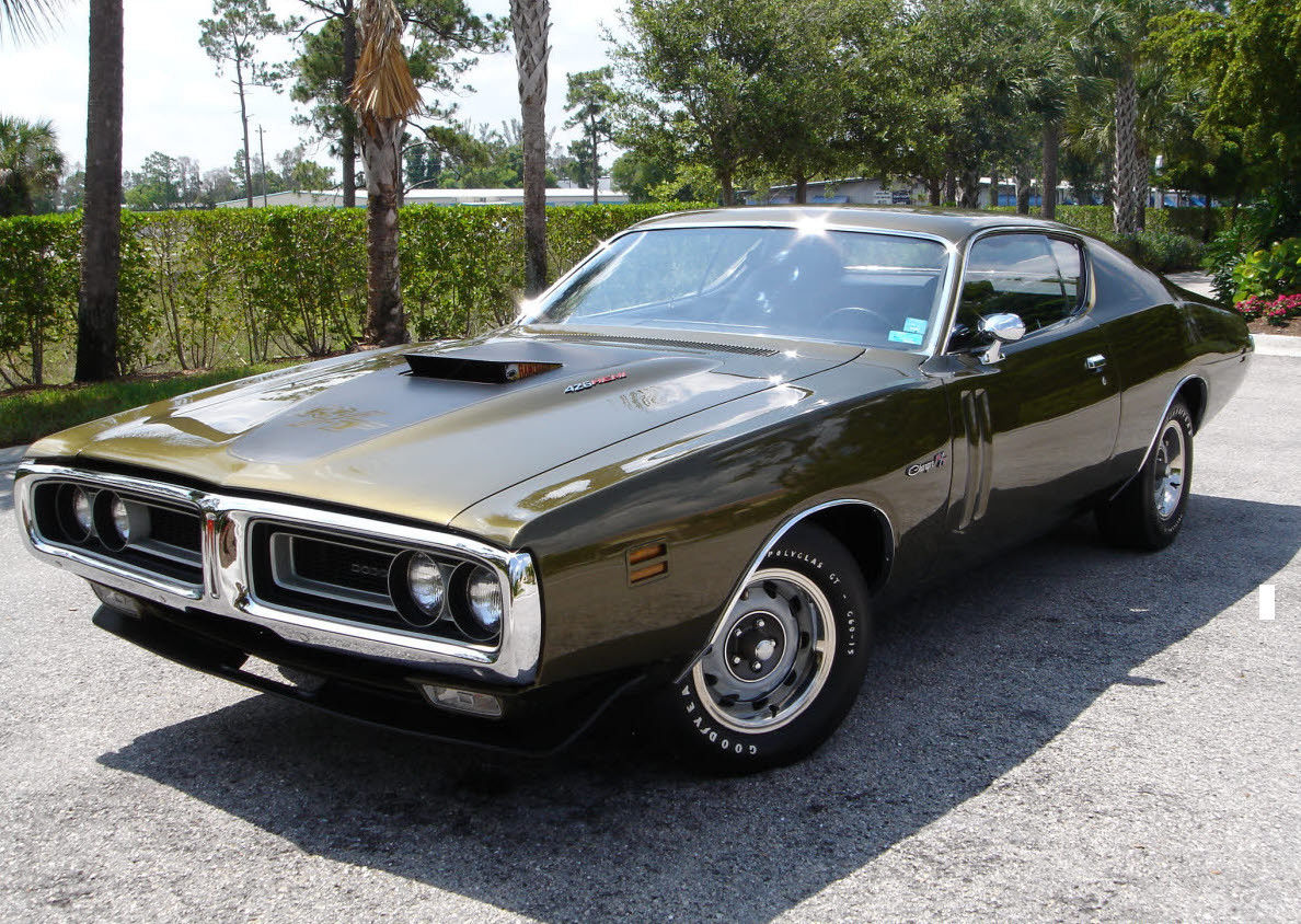 1971 Dodge Charger R/T Hemi