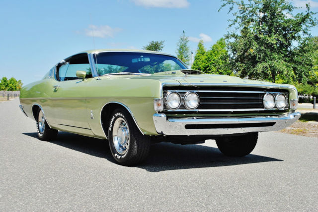 1969 Ford Torino Cobra jet 428 real deal matching #s