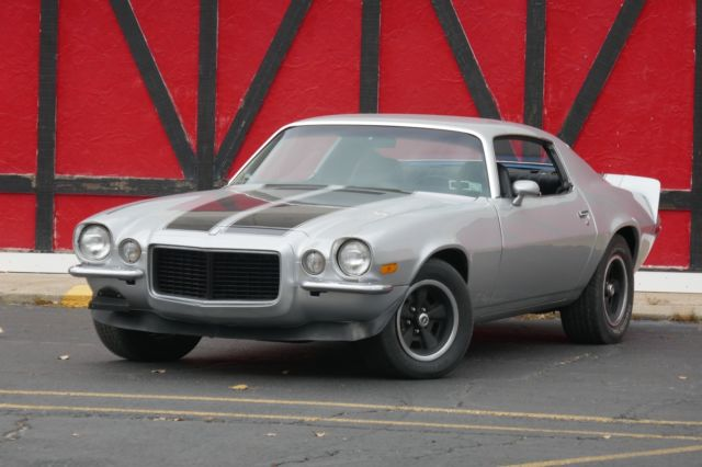 1971 Chevrolet Camaro Split Bumper Rally Sport-Like 70 71 Z28 SS 72 73