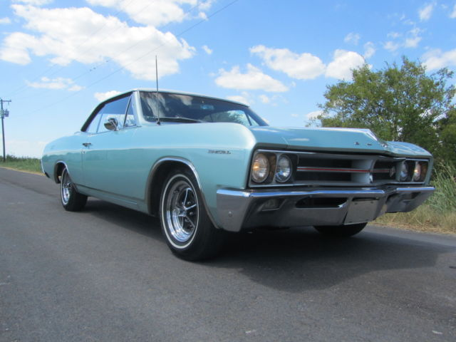 1967 Buick Skylark 3-DAY AUCTION MUST GO LOW RESERVE     mild project