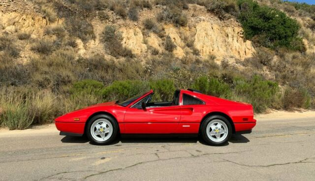 1989 Ferrari 328 GTS - 128 Original Miles(!) - Survivor Car