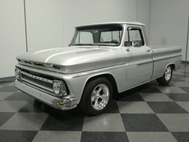 1966 Chevrolet C-10 Restomod