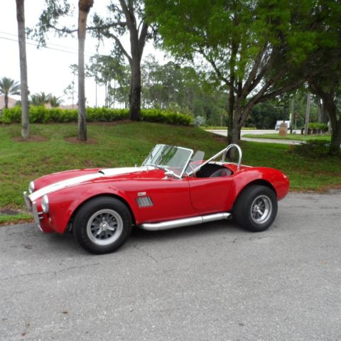 1967 Shelby Roadster Replica