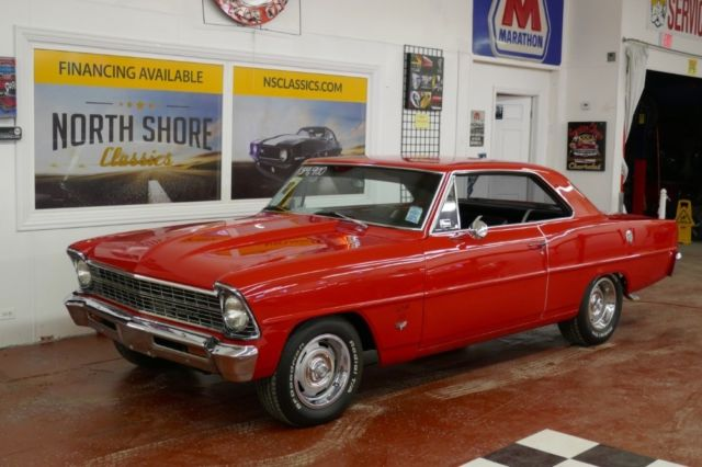 1967 Chevrolet Nova 383/525HP - 2006 RESTORATION - VERY FAST - SEE VID