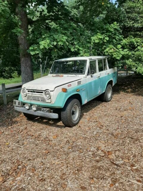 1970 Toyota Land Cruiser SUV