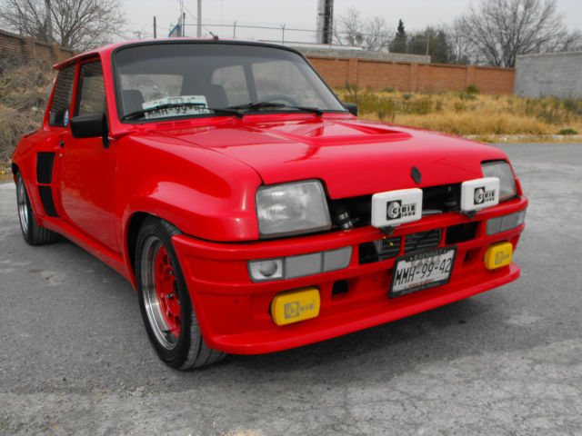 1980 Renault Other R5 TURBO