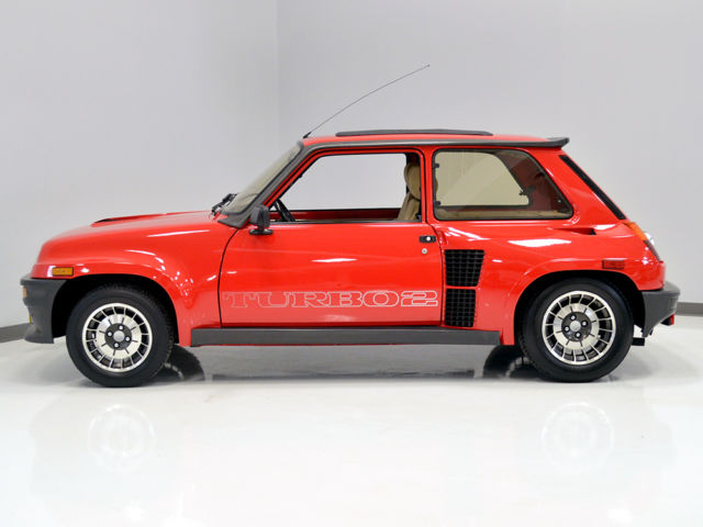 1984 Renault R5 Turbo