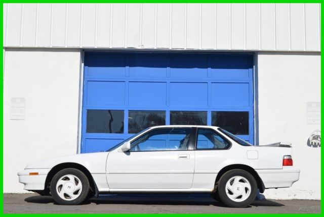 1991 Honda Prelude Si 4WS Auto One Owner 88k Miles Honda Serviced