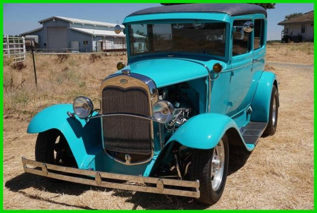 1930 Ford Model A 2 Door Sedan StreetRod