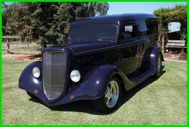 1935 Ford Other Sedan Delivery Panel StreetRod Bruzio