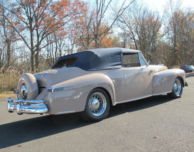 1948 Other Lincoln Continental Convertible with Other interior