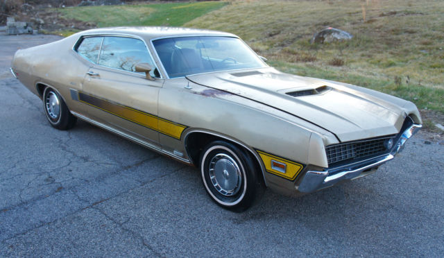 1970 Ford Torino GT 429 LOADED WITH OPTIONS