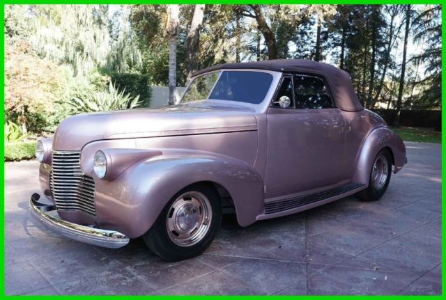 1940 Chevrolet Other 2 Door Convertible