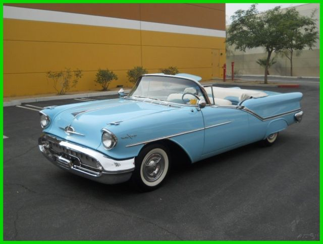 1957 Oldsmobile Ninety-Eight Convertible