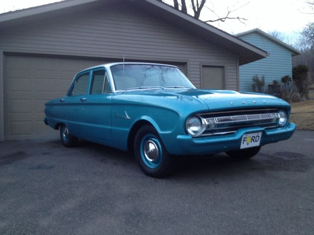 1961 Ford Falcon Base