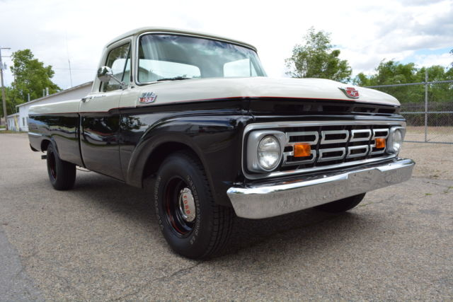 1964 ford f100 vin number location 1957 ford f100 vin