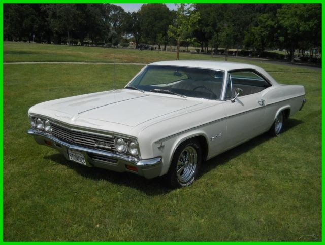 1966 Chevrolet Impala SS SuperSport