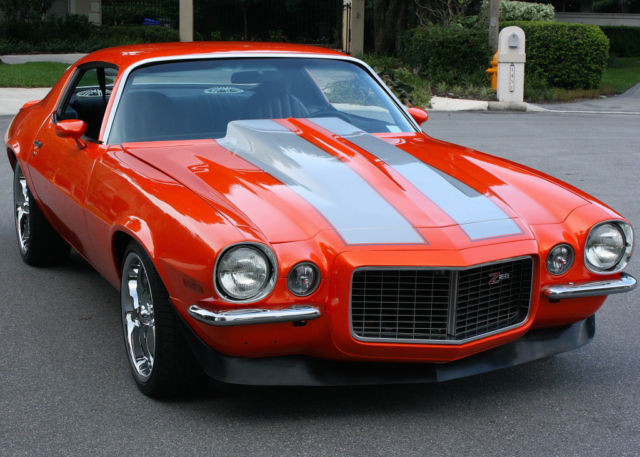 1973 Chevrolet Camaro Z28 TRIBUTE RESTORED - A/C - 7K MI